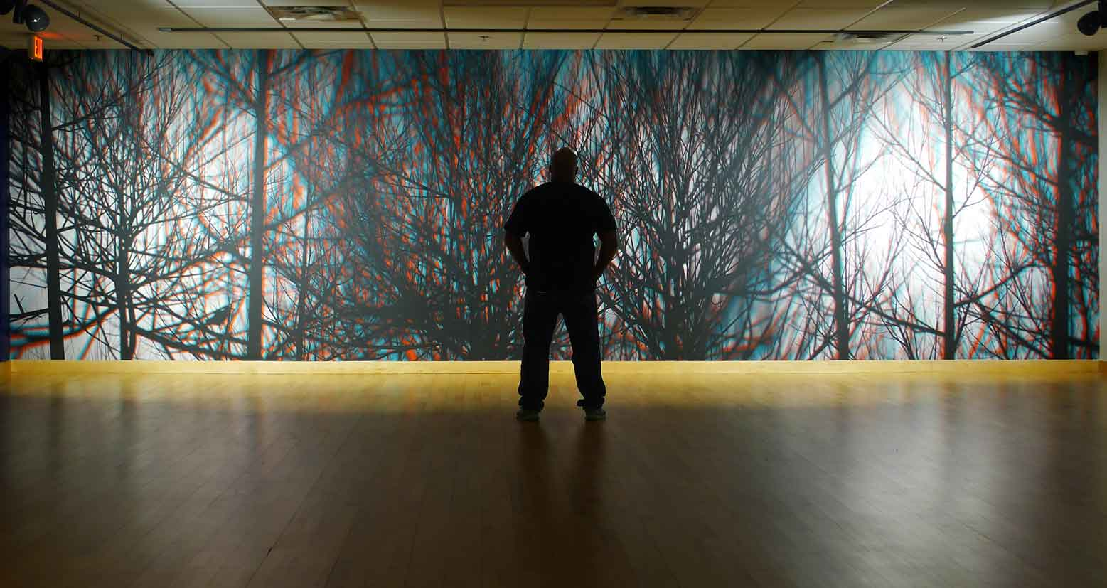 sterea skia - anaglyphic shadow pictures and environments by Tim ...